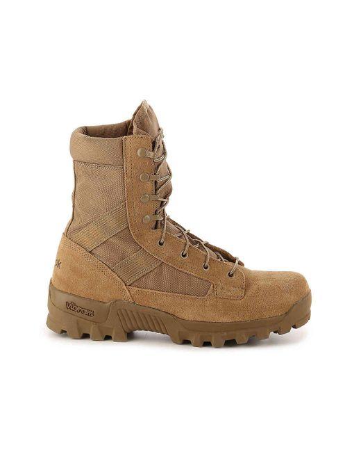 2d79896429f9 ... Reebok - Brown Spearhead Duty Work Boot for Men - Lyst ...