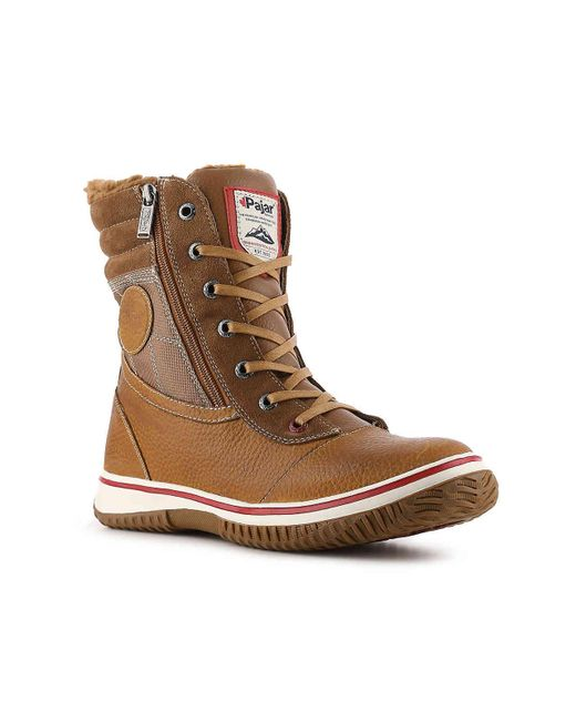 Pajar Brown Tour Snow Boot for men