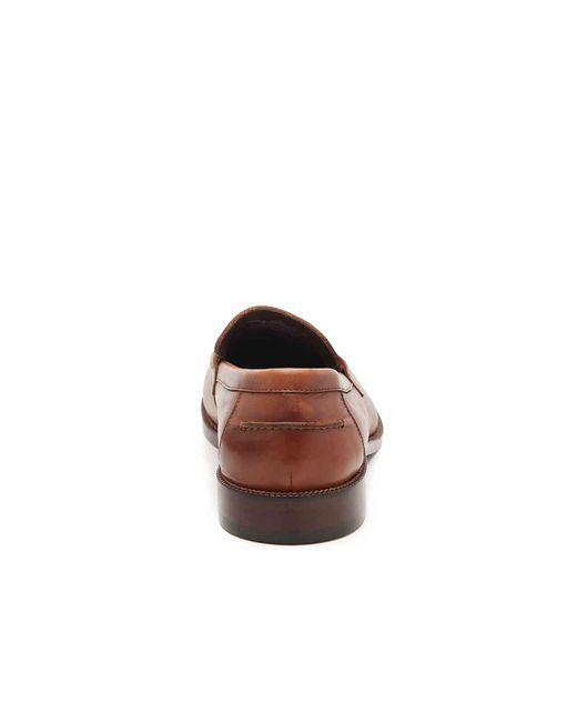 f8705986cab ... Blake McKay - Brown T16 Penny Loafer for Men - Lyst ...