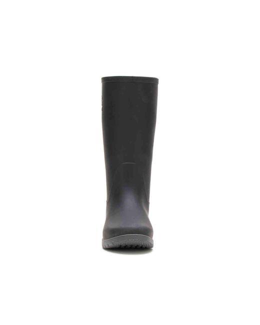 12827692141 Kamik Black Jessie Rain Boot