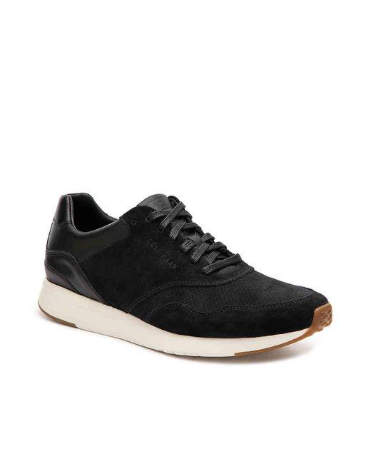 Cole Haan - Black Grandpro Runner Stitchlite Sneaker for Men - Lyst
