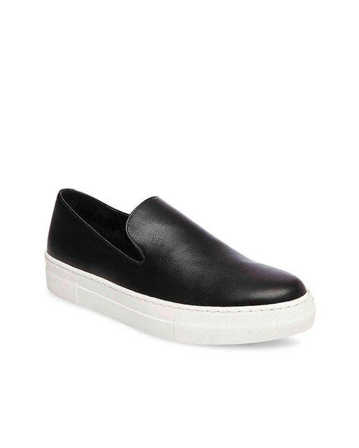 03eccc39b08 Lyst - Steven by Steve Madden Arden Slip-on Sneaker in Black