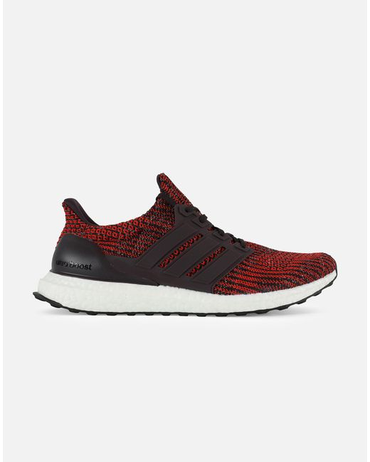 quality design 25454 de20f Adidas - Red Ultraboost for Men - Lyst ...