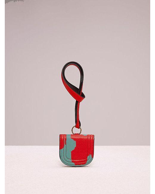 Diane von Furstenberg | Red Luggage Tag | Lyst
