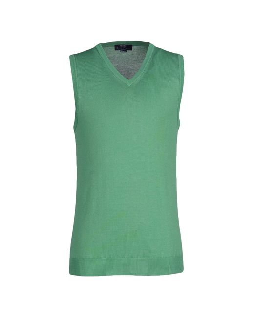 Fedeli | Green Sweater for Men | Lyst