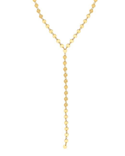 Lana Jewelry | Metallic 14k Elite Mirror Disc Lariat Necklace | Lyst