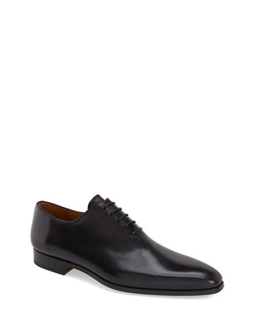 Saks Fifth Avenue | Black 'cruz' Plain Toe Oxford for Men | Lyst