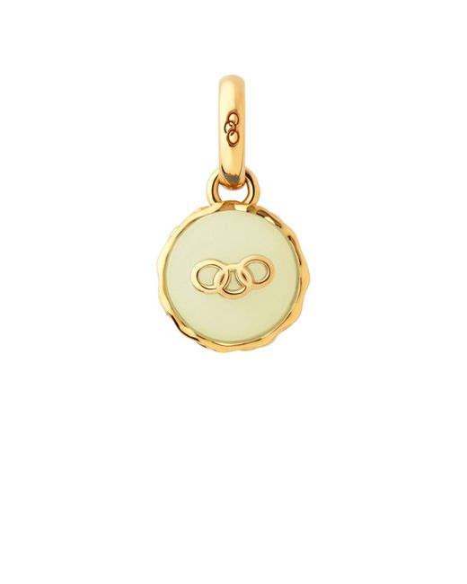Links of London | Metallic Gold Vermeil Lemon Macaron Charm | Lyst