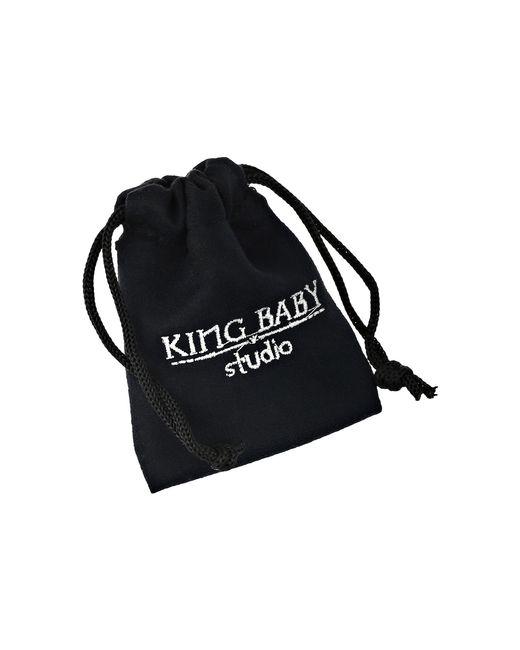King Baby Studio | 6mm Red Coral Bead Bracelet W/ 4 Skulls | Lyst