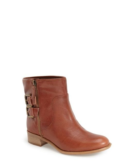 Nine West | Natural 'just This' Bootie | Lyst