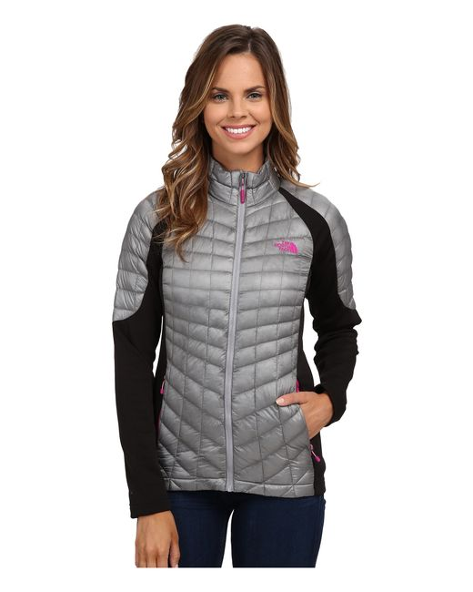 The North Face | Gray Momentum Thermoball™ Hybrid Jacket | Lyst