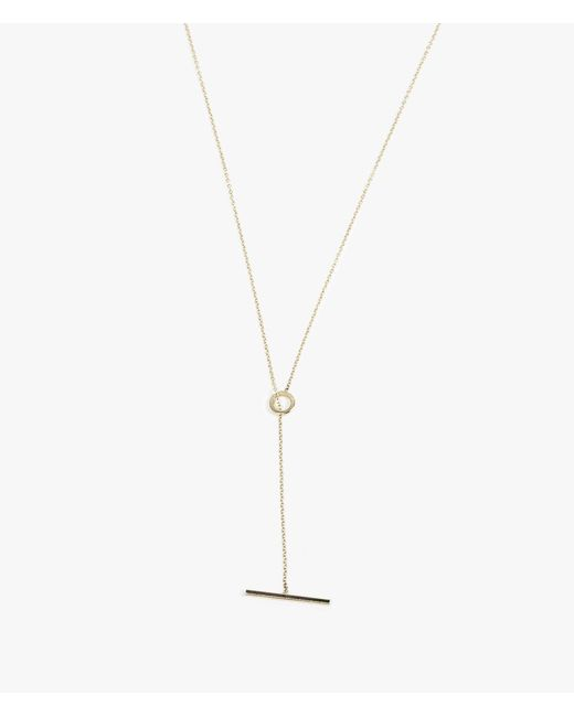 Still House | Yellow 14k Iba Necklace | Lyst