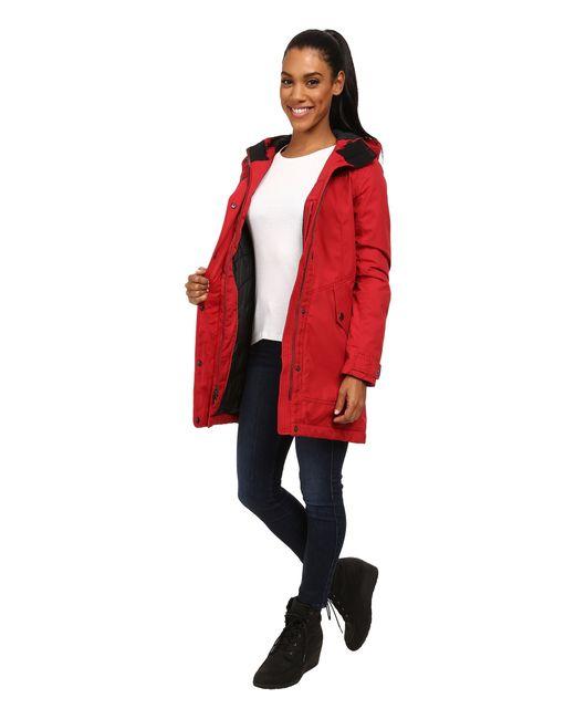 Marmot   Red Brooke Jacket   Lyst