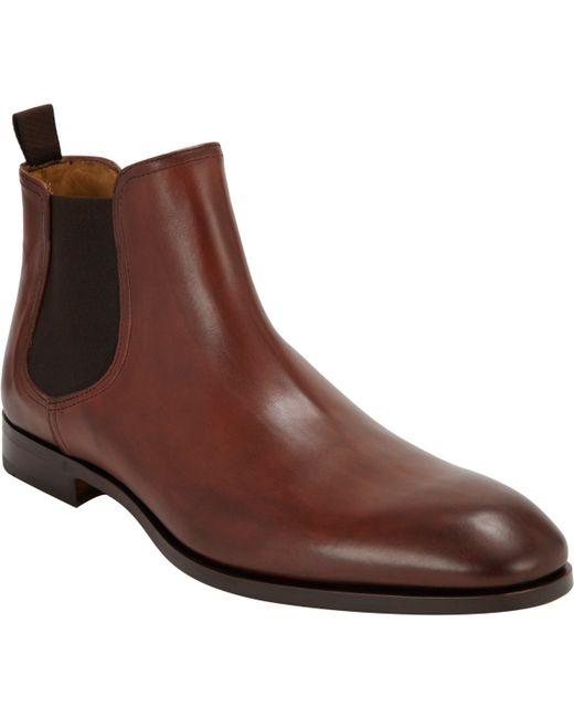 barneys new york men 39 s chelsea boots in beige for men. Black Bedroom Furniture Sets. Home Design Ideas