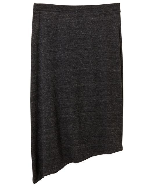 Alternative Apparel | Black Triple Dare Eco-jersey Skirt | Lyst