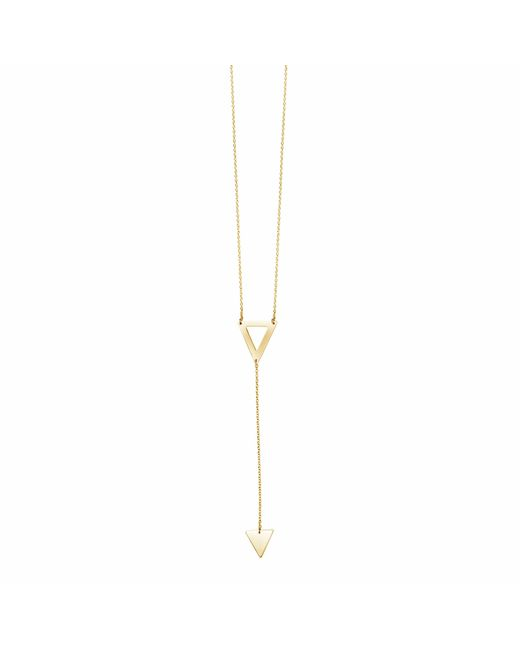 Talia Naomi | Metallic Khaleesi Necklace Gold | Lyst