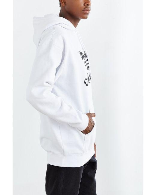 Adidas Originals Star Filled Pullover Hoodie Sweatshirt In