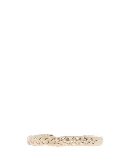 Jennifer Fisher | Metallic Small Braided Cuff | Lyst