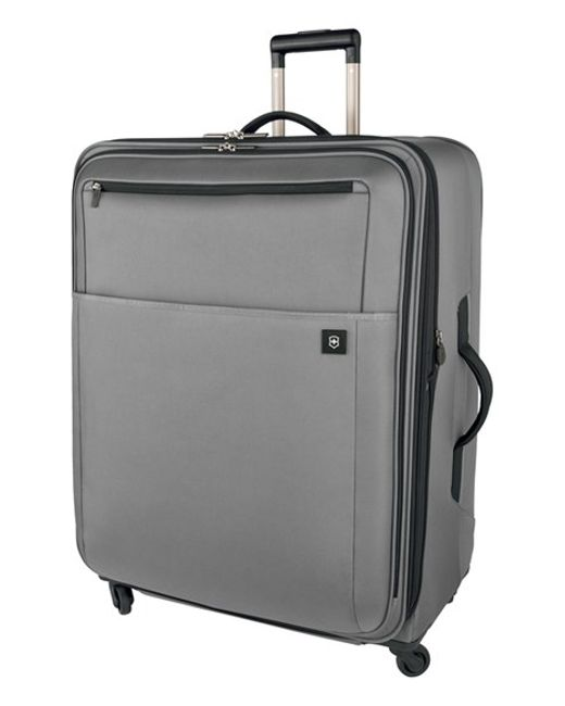 Victorinox | Gray Victorinox Swiss Army 'avolve 27' Wheeled Packing Case for Men | Lyst