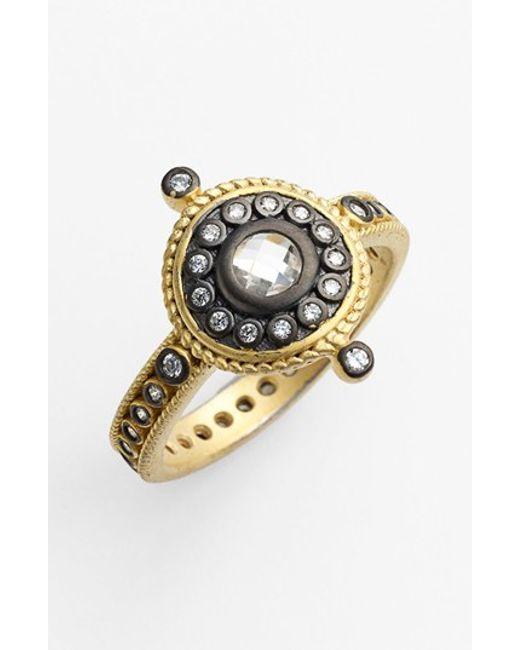 Freida Rothman | Metallic 'hamptons' Nautical Compass Ring | Lyst