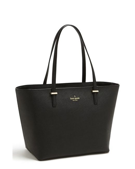 kate spade new york | Black 'small Cedar Street Harmony' Tote | Lyst