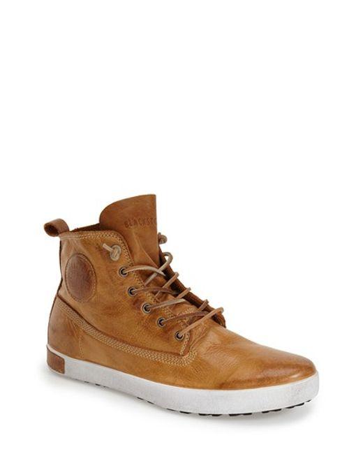 Blackstone | Brown 'Jm04' Sneaker for Men | Lyst