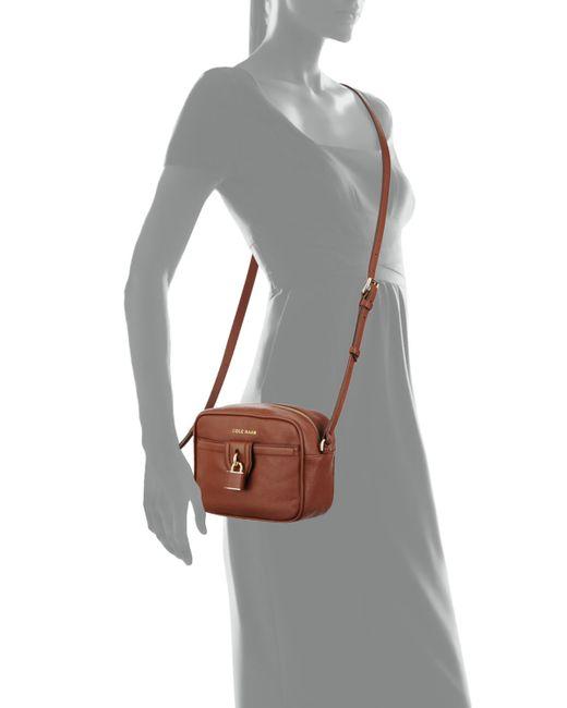Cole Haan Brown Crossbody Bag 29