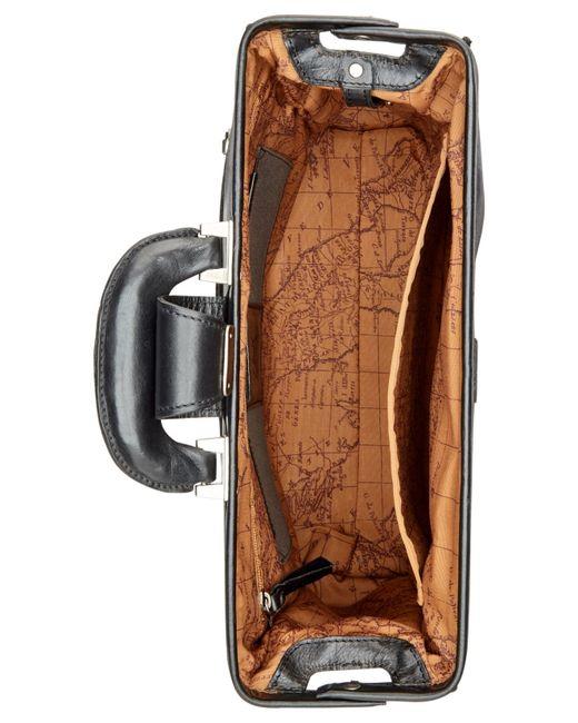 Patricia Nash   Black Nash By Men's Heritage Leather Slim Briefcase for Men   Lyst