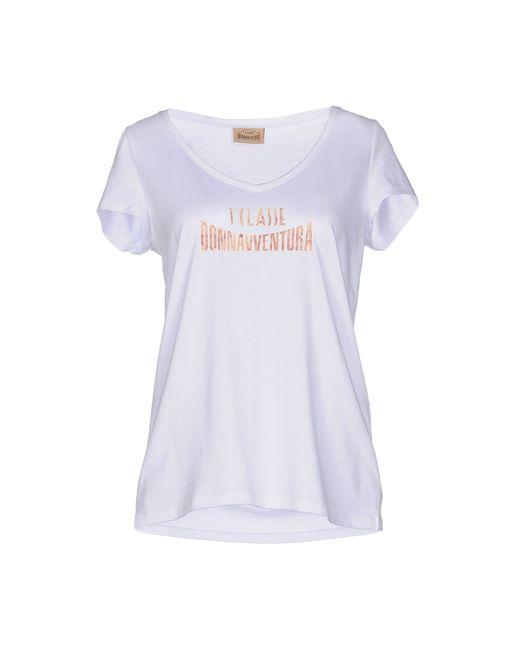 Alviero Martini 1A Classe | White T-shirt | Lyst