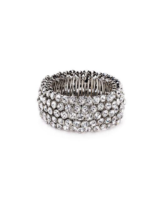 Carolee | Metallic Stretch Bracelet | Lyst