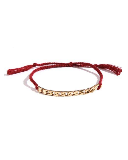 Cooperative De Creation | Multicolor Chain Bracelet | Lyst