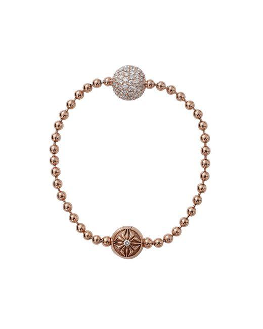 Shamballa Jewels | Metallic White Diamond Royal Bracelet | Lyst