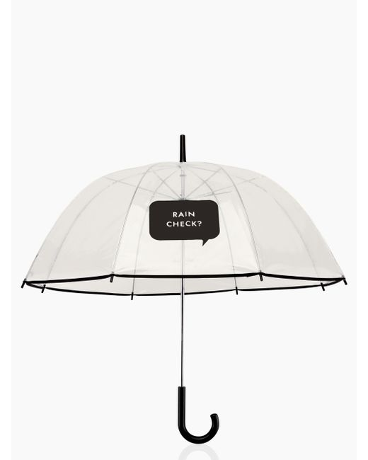 Kate Spade | Multicolor Rain Check? Umbrella | Lyst