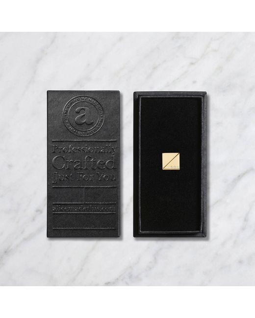 Alice Made This | Metallic Benedict Lapel Pin for Men | Lyst
