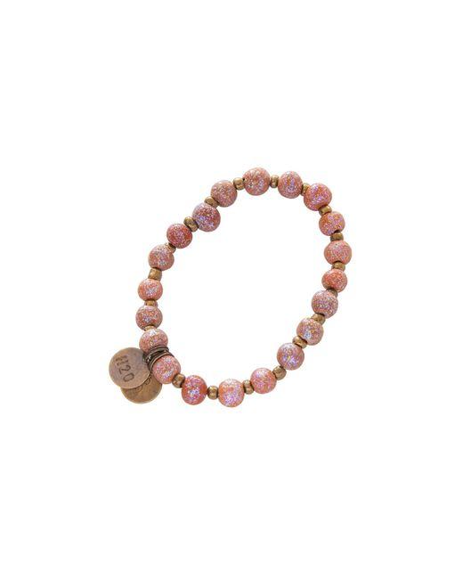 Michael Stars | Pink 7mm Simbi Bracelet | Lyst