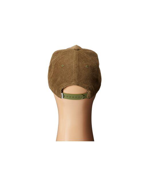 Poler | Green Floppy Cord Tent Hat for Men | Lyst
