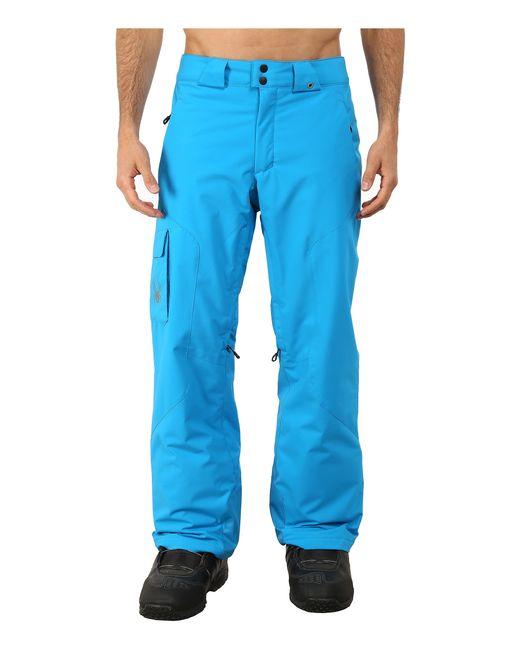 Spyder | Blue Troublemaker Pants for Men | Lyst