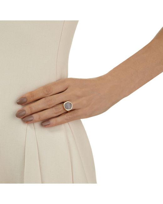 Monica Vinader | Gray Atlantis Gem Ring | Lyst