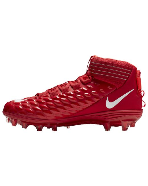 af4558ff1703f Nike Force Savage Pro 2 Football Cleat in Red for Men - Save 11% - Lyst