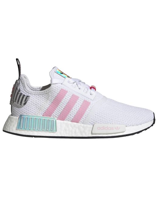 Adidas Originals White Nmd R1