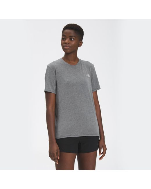 The North Face Gray Wander Running Tee