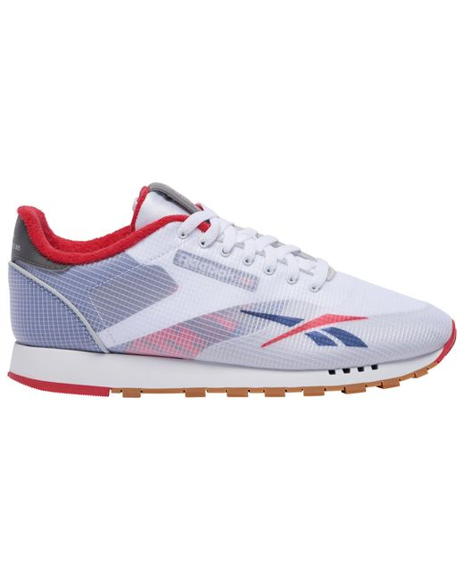 Reebok Classic Leather Altered in White