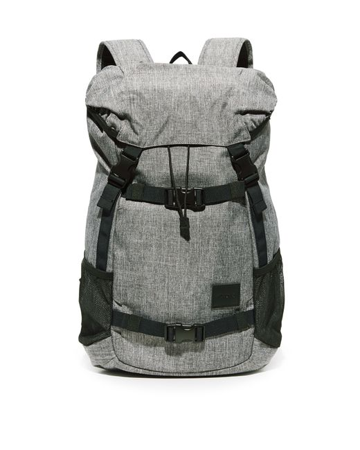 Nixon | Black Landlock Se Backpack for Men | Lyst