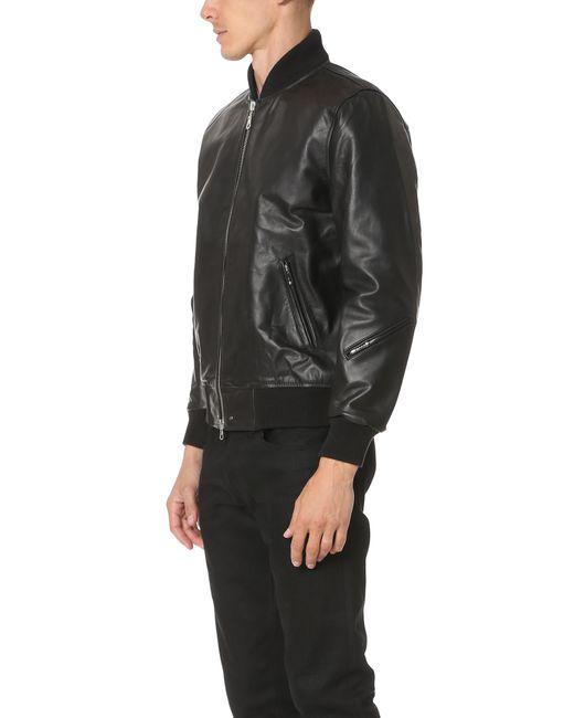 Mki Miyuki Zoku Og Bomber Jacket In Black For Men Lyst