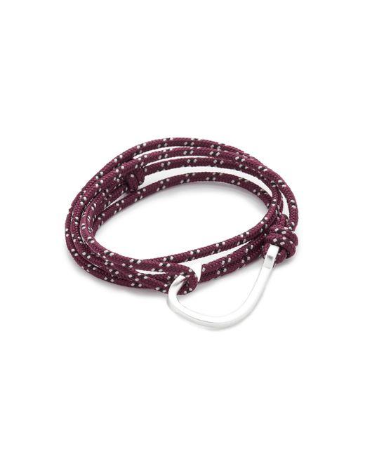 Miansai | Multicolor Hook Rope Wrap Bracelet for Men | Lyst