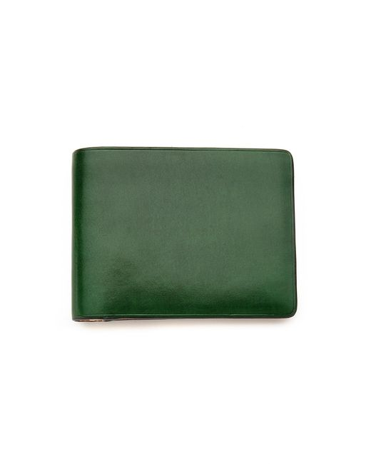 Il Bussetto | Green Bifold Wallet for Men | Lyst