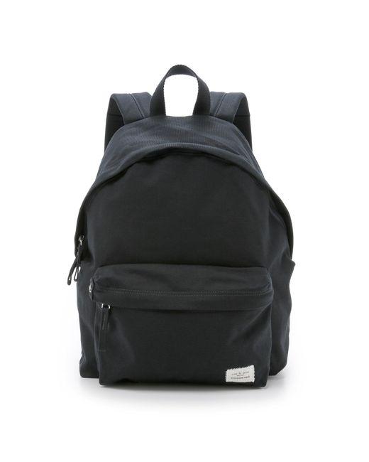 Rag & Bone | Blue Standard Issue Backpack for Men | Lyst