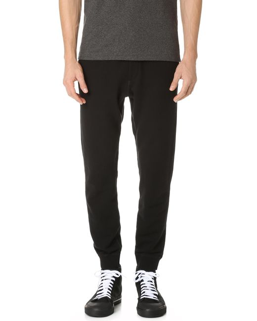 Rag & Bone | Black Standard Issue Sweatpants for Men | Lyst