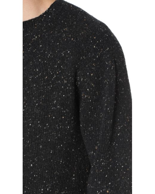 Howlin' by morrison Terry Sweater in Black for Men | Lyst
