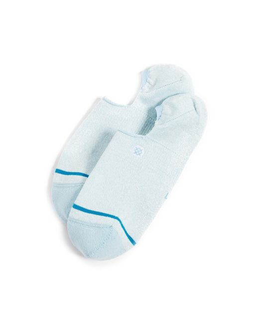 Stance - Blue Moore Invisible Socks for Men - Lyst